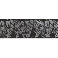 Geneva black decor 01 250х750